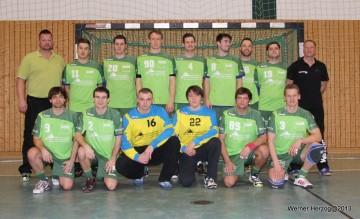 1. Männermannschaft am 16.02.2013