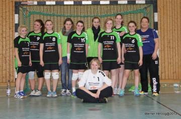 C-Jugend weiblich Saison 2012/13