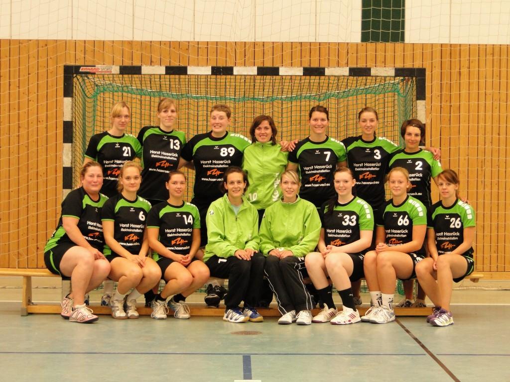 Mannschaftsbild 2012/2013
