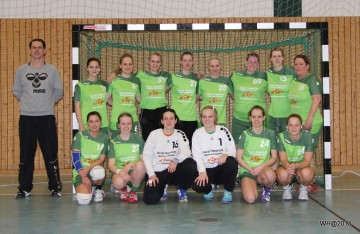 Grünheider-SV Frauen Saison 2012/13