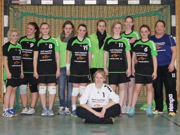 B-Jugend w Mannschaft 2012-13 001