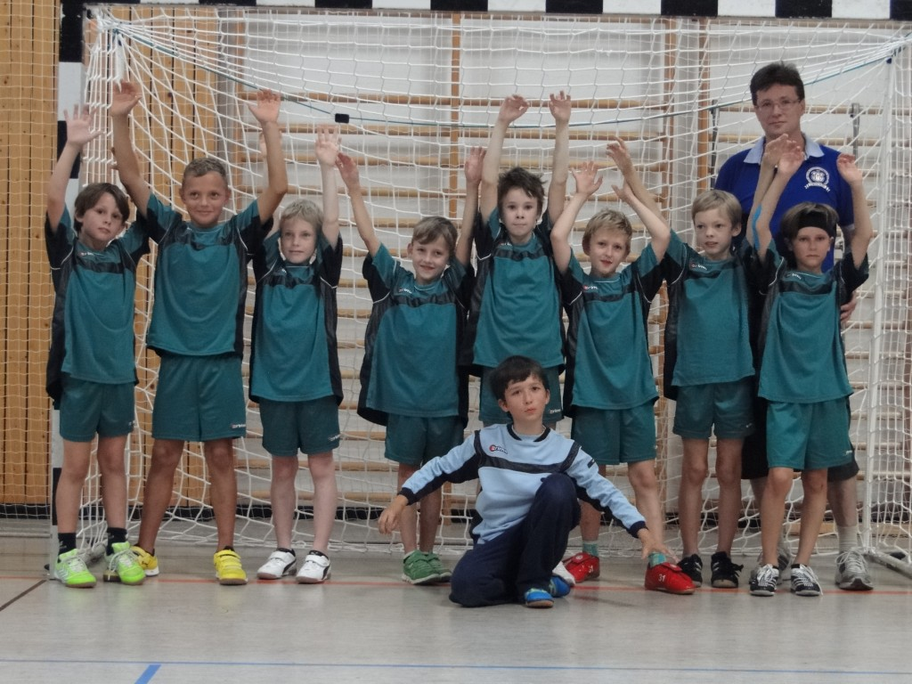E-Jugend Mannschaftsbild 2013/2014