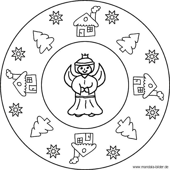 Atemberaubend Mandala Malvorlagen Frei Druckbar Fotos - Malvorlagen ...