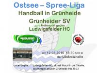 Handball Grünheide_Heim gegen Ludwigsfelde 12.03.2016_18.30