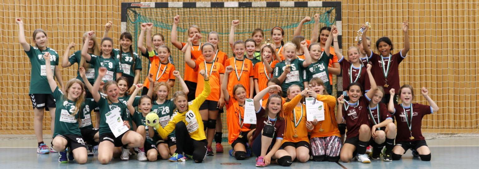 Handball in Grünheide