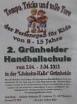 02.04.13 – Handballschule gestartet