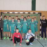 Heimspiel der C-Jugend am 16.02.2013