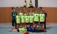 Weibliche C-Jugend gegen HSV Frankfurt
