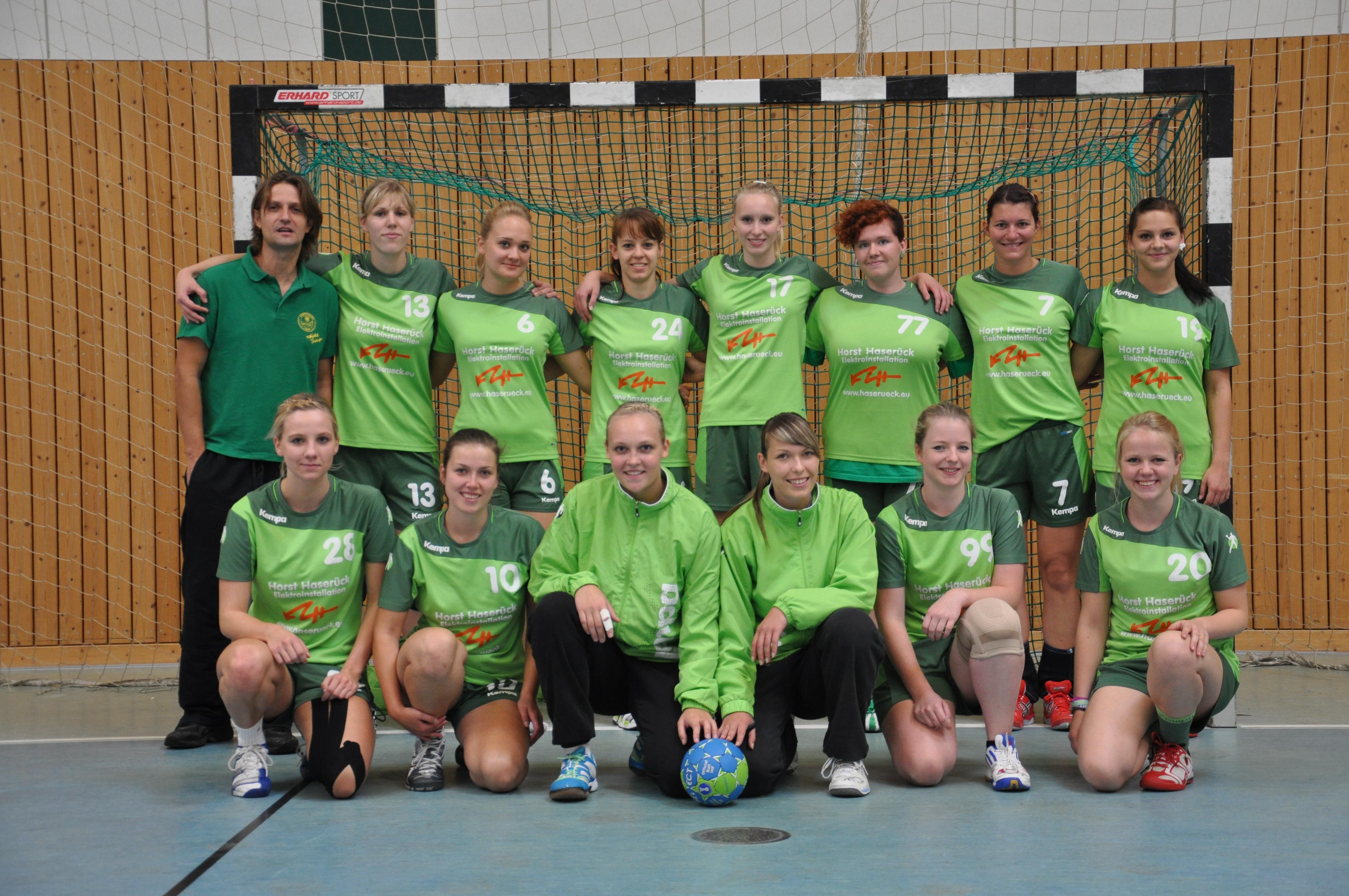 Erster Saisonsieg für die Damen in der Verbandsliga gegen den PHC Wittenberge