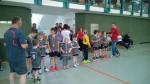 Unsere Minies beim Turnier am 30.03.2014 erfolgreich