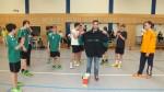 B-Jugend des Grünheider SV und die OSG Fredersdorf/Vogelsdorf 28:28