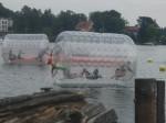 Grünheider Handballer erliefen Bestzeit auf dem Peetzsee