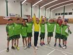 D-Jugend (m) auf der Überholspur: 5 Spiele in 7 Tagen gewonnen