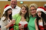 Zum Nikolaus in der Löcknitzhalle Damen der A-Jugend ohne Punkte