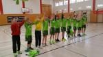 D-Jugend (m): Für das Pokalfinale qualifiziert