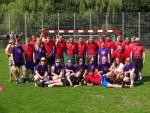 Erfolgreiche Teilnahme am Outdoor-Turnier des TB Uphusen