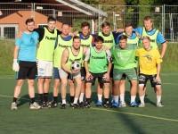 Fussball trifft Handball in Erkner