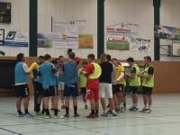 Auftakttraining der Ersten Männermannschaft