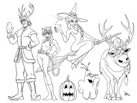GruselWusel Halloweenverkleidungen