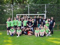 Rasenhandball – wir waren wieder dabei! Uphusen 2016