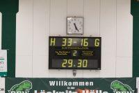 Zweite siegt überragend mit 33:16 gegen Frankfurter HSC2000