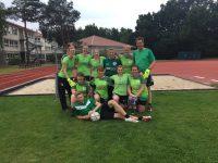 Frauen: Löcknitzhalle gegen Fußballplatz eingetauscht