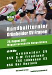 Die Frauen von der Löcknitz am 26.08.2017 zu Gast an der Spree