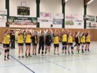 Frauen I.: Grünheider Frauen dominieren Templiner SV Lok und Siegen 34:21