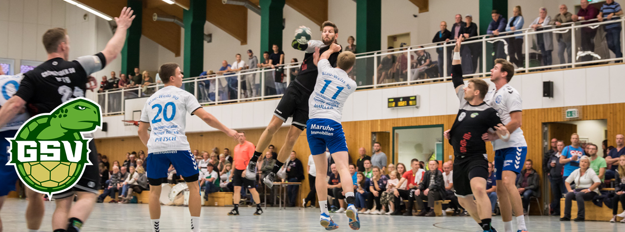 Handball in Grünheide