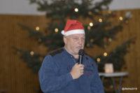 Handballer feiern Weihnachten