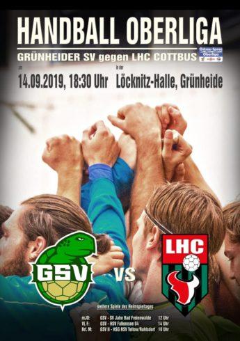 Handball Oberliga GSVI vs LHC
