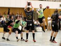 Endstand gegen SG Uni Greifswald / Loitz 28:31