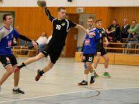 Richtig guter Handball unserer A-Jugend