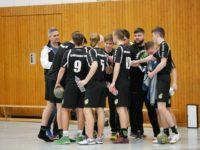 A-Jugend m: Starkes Spiel EINER Mannschaft