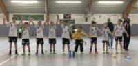 Die Jungs der E-Jugend sind im Pokal weiter auf Finalkurs