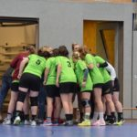 Packender Handballkrimi in der Sporthalle in Rüdersdorf