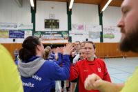 Erste Frauen mit souveränem Sieg gegen SV Blau-Weiß Dahlewitz