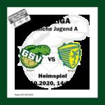 Ankündigung: Heimspiel der männlichen Jugend A gegen Mecklenburger Stiere Schwerin