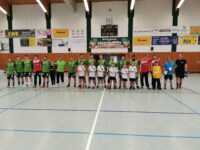 2. Männer: Zweites Heimspiel, zweiter Heimsieg, zweiter Platz – Grünheider Zweite gewinnt in Löcknitzhalle mit 32:29 (13:15) gegen den PHC Wittenberge