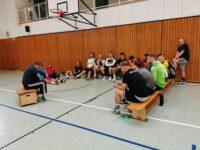 Grünheider Handball-Männer starten mit anspruchsvollem Ziel in die neue Saison der Oberliga Ostsee-Spree: Erreichen der Aufstiegsrunde – Vorbereitung gut gelaufen