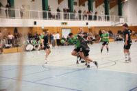 1. Männer: Dem Spitzenreiter in der Löcknitzhalle Paroli geboten – Grünheider Handballer unterliegen in Oberliga Ostsee-Spree dem BFC Preussen knapp mit 19:22 (9:10)