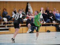 A-Jugend männlich: In Brandenburgliga daheim weiter ohne Punktverlust – Grünheider Nachwuchs siegt mit 33:27 (16:12) im Derby gegen den MTV 1860 Altlandsberg